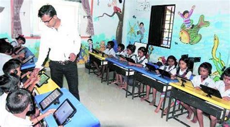 digital school in maharashtra s digital zilla parishad school no