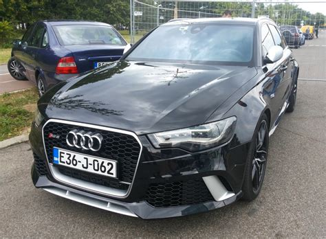Audi Rs6 Mtm by Audi Rs6 Avant By Mtm Carz Tuning