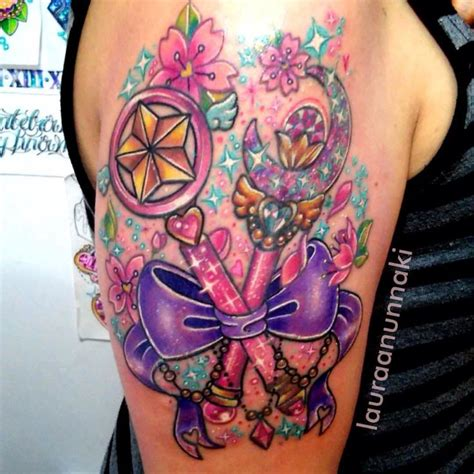 77 best tattoos images on anime tattoos collection of 25 colorful anime on biceps