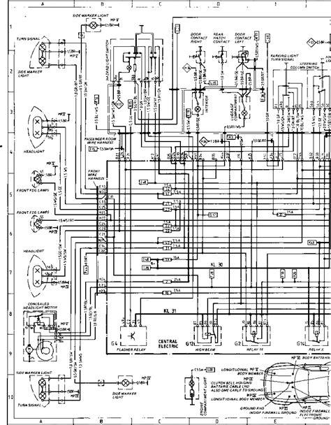 porsche 944 engine wiring diagram engine 28 images