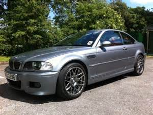 Used Bmw M3 Used Bmw M3 2003 Grey Paint Petrol 2dr 3 3 Coupe For Sale
