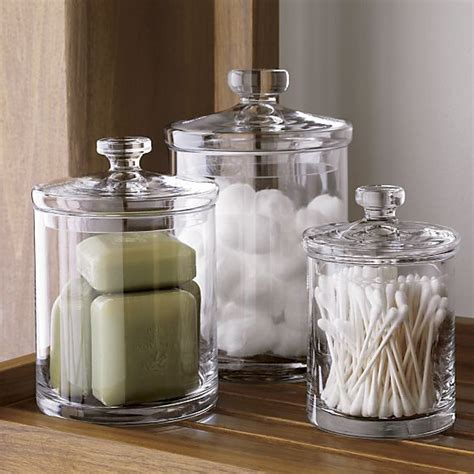 glass canisters for bathroom best 25 glass canisters ideas on pinterest glass kitchen canister ideas kitchen canisters
