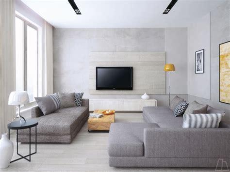 le modern wohnzimmer schlafsofa in grau f 252 r ein modernes und funktionales
