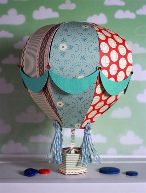How To Make A Paper Balloon Fly - 17 best images about 3d paper on quilling 3d