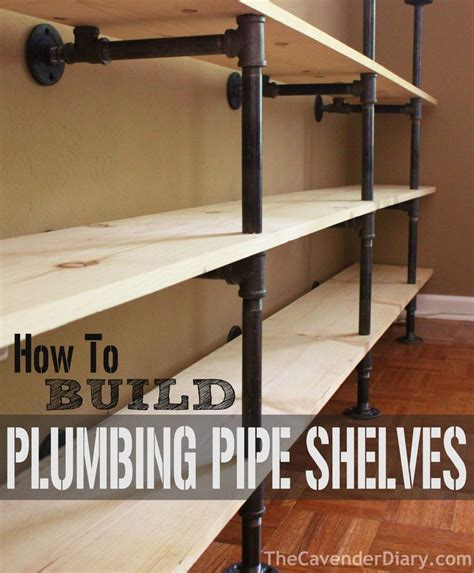 Top Shelf Plumbing by 25 Best Ideas About Pipe Shelves On Industrial Pipe Shelves Industrial Shelving
