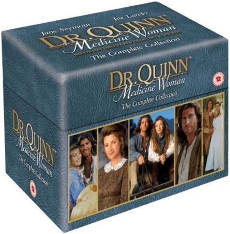 Doctor Medice Series Set dr quinn medicine the complete collection dvd zavvi
