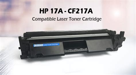 Bubuk Toner Hp Cf217a 17a new products compatible toner cartridge hp 17a cf217a