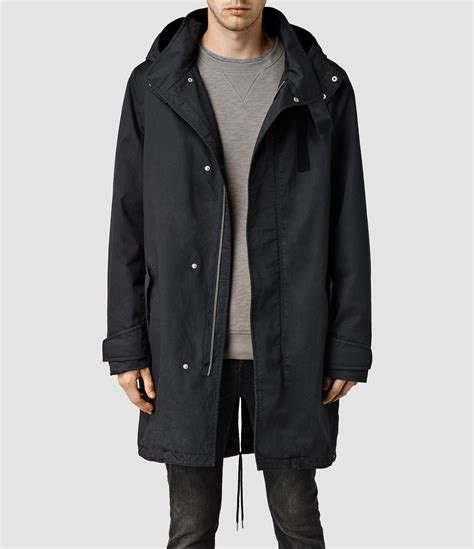 Parka Vans Bb by All Black Parka Mens Covu Clothing