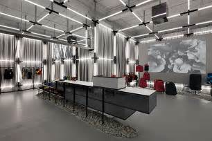 Lighting Store Crumpler Store By Melbourne 187 Retail Design