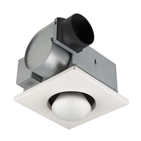 Nutone 70 Cfm Ceiling Exhaust Fan With 1 250 Watt