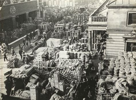 covent garden was once the fruit and vegetable