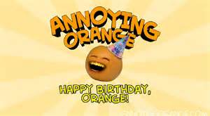 annoying orange happy birthday gagfilms wiki fandom
