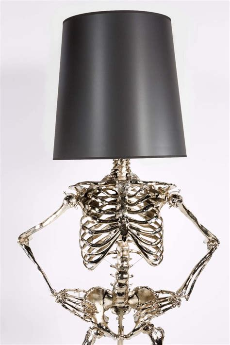 zia priven skeleton l 25 creative silver walls ideas to discover and try on