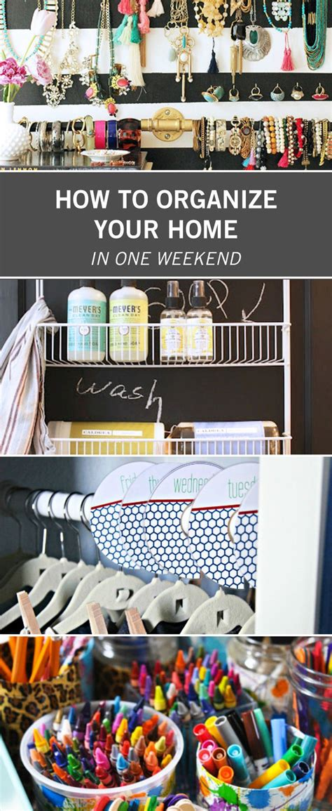 Get Organized In A Fashion Way by Best 1161 Organized Home Images On Diy And