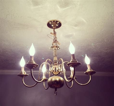 Painting A Brass Light Fixture How To Redo A Brass Light Fixture And Review Salt Lake City Utah