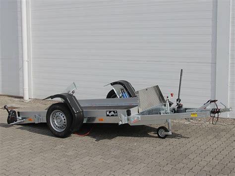 Gebraucht Motorrad Händler Hamburg by Motorradanh 228 Nger Motorradanh 228 Nger 127x248cm 1 0t Absenkbar