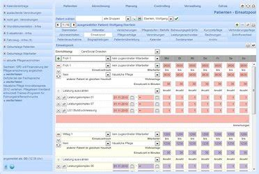 pflegesoftware ambulant software caresocial software f 252 r ambulante