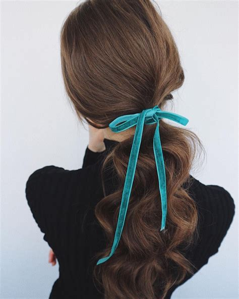 gorgeous ponytail hairstyle ideas   leave