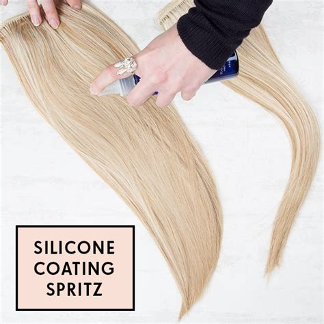 silicone hair extension how to use silicone on hair extensions hair extensions