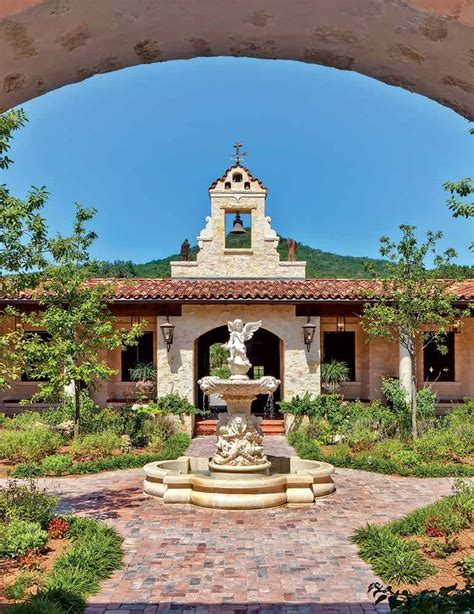 Interiors Of Small Homes Urban Home Magazine San Antonio Hill Country Haciendas