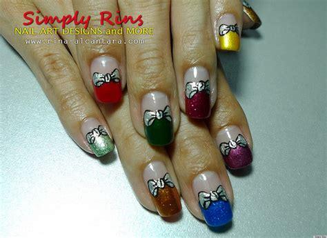 Gift Nails - diy nail gift boxes manicure photos