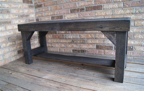 reclaimed oak bench reclaimed oak bench solid wood fully reclaimed rustic