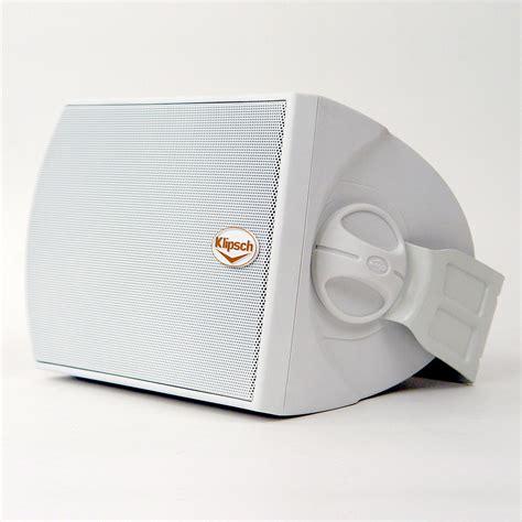 Speaker Outdoor outdoor rock speakers weatherproof loudspeakers klipsch