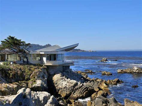 Interior Design For Luxury Homes Carmel S Oceanfront Butterfly House