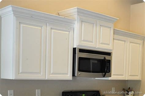 how to paint a kitchen how to paint your kitchen cabinets professionally all things thrifty