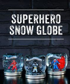 snow globe with fan diy mason jar avengers fun diy avengers age and captain