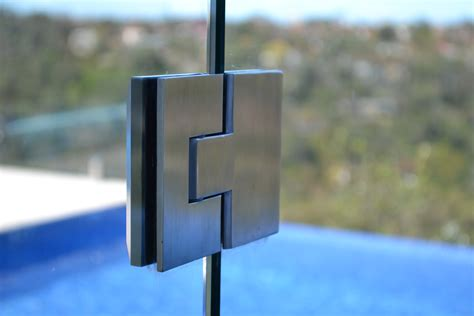 Hinge Glass Door Door Hinges For Frameless Glass Pool Fencing Doors And