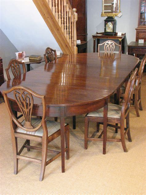 antique mahogany dining table georgian dining table old
