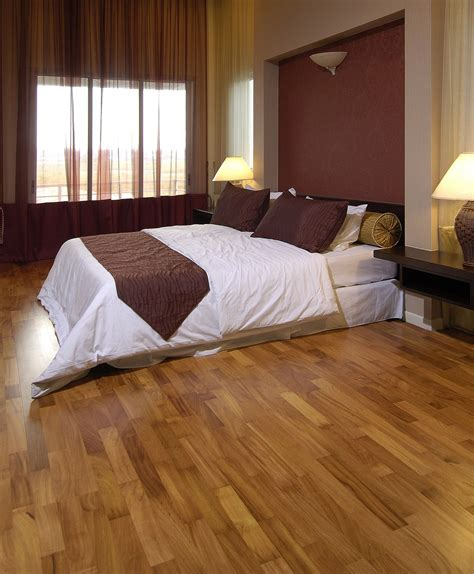 BKB Engineered Wood Flooring ~ Exotic Collection ~ Doussie