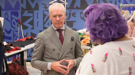 Tim Gunn Says Just Say No To It Bags by No One Hated This Season Of Project Runway More Than Tim Gunn