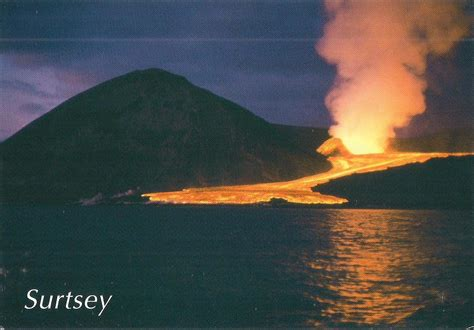 on surtsey iceland s upstart island scientists in the field series books my unesco whs postcards collection