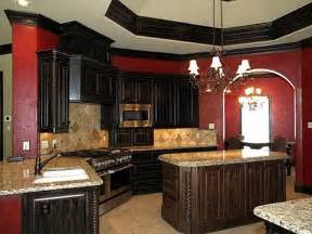 red cabinets white wall tile red kitchen walls on pinterest kitchen wall tiles brown cabinets