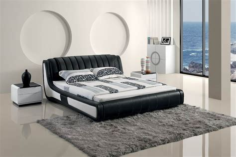 Let Out Bed by What Makes A Leather Modern Bed A Investment La