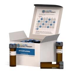 Naokino Healing Kit Baby Series 1 mycoplasma series symptom relief 10 vial kit by desbio