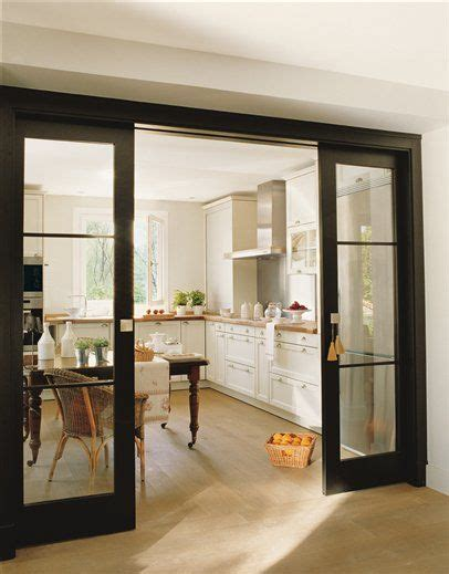 sliding door design for kitchen image result for kitchens with entry pocket doors