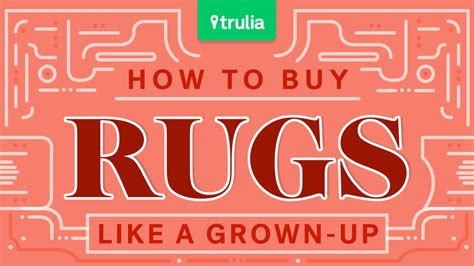Area Rug Sizes Tips For Buying Life At Home Trulia Blog How To Buy A Rug