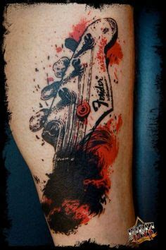 1000 images about guitar tattoo ideas on pinterest