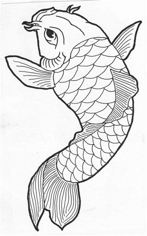 koi fish tattoo stencil 21 best fish ideas images on pinterest fish fishing and