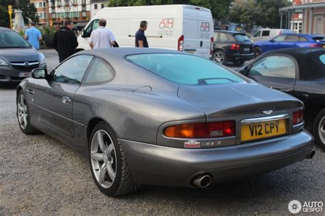 Aston Martin Db7 Gt by Aston Martin Db7 Gt 20 November 2016 Autogespot