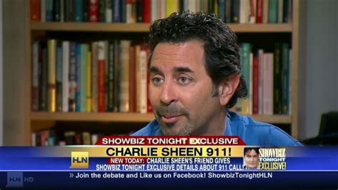 Sheen Is Rethinking His 911 by Sheen Didn T Want 911 Called Doctor Tells