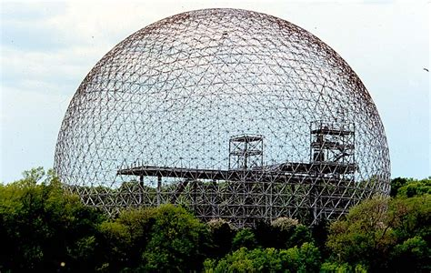 geodesic dome buck fuller c c