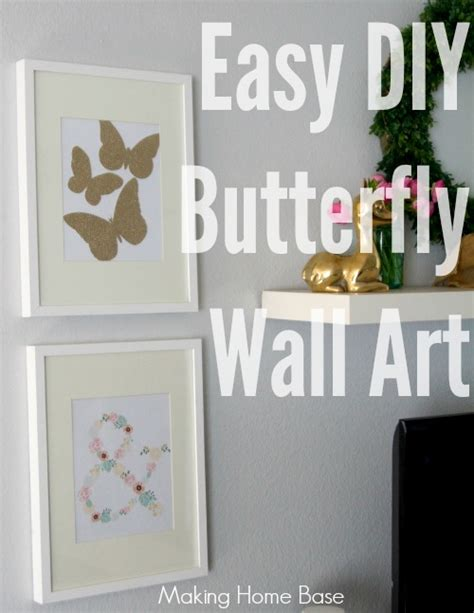 easy diy wall for home base