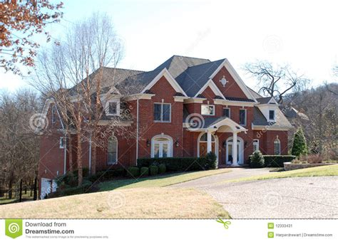 beautiful White House Green Trim #3: cute-brick-luxury-home-27-12333431.jpg