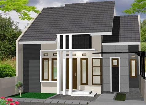 20 contoh gambar desain rumah minimalis 1 lantai dan 2 lantai dengan kamar tidur desain unik