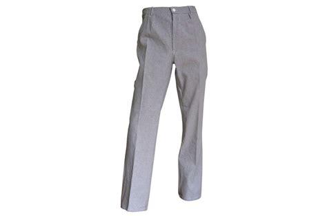pantalon de cuisine pas cher pantalon de cuisine pantalons de cuisinier professionnel