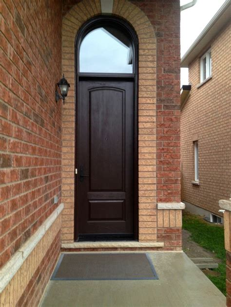 Stain For Fiberglass Exterior Doors 17 Best Images About Fiberglass Entry Doors On Pinterest Glass Design Stains And Ontario